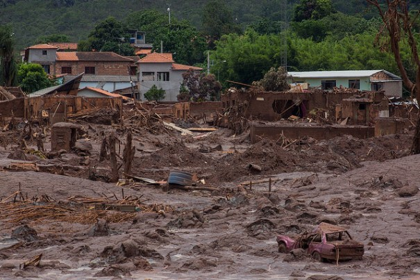 Desastre da Samarco no Rio Doce é destaque em relatório da ONU