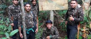 Indígenas que participaram de curso de Agentes Ambientais realizam excursões de vigilância