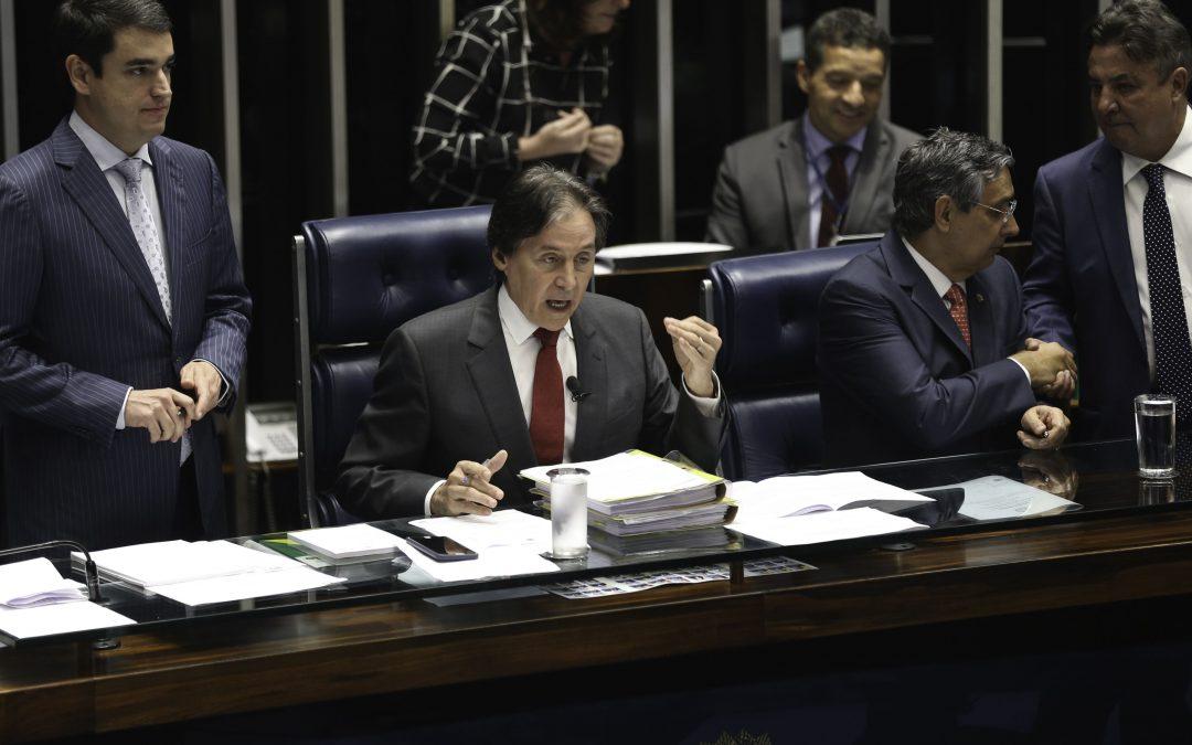 SENADO: Criação da Agência Nacional de Mineração é aprovada pelo Senado