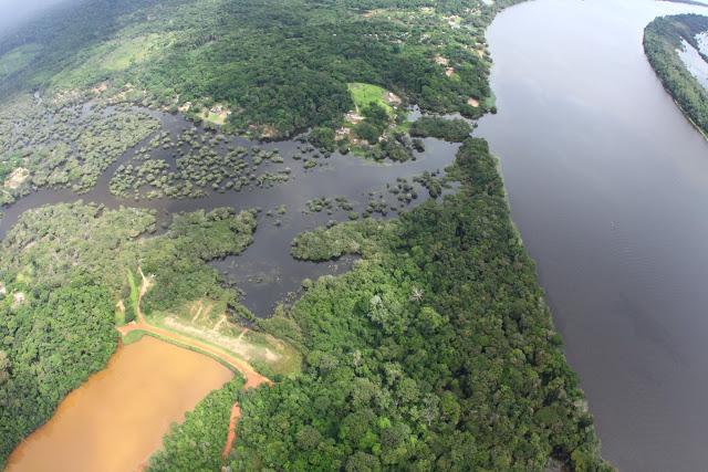 CPI-SÃO PAULO: Ibama exige plano de emergência para barragens de mineração em Oriximiná (Pará)