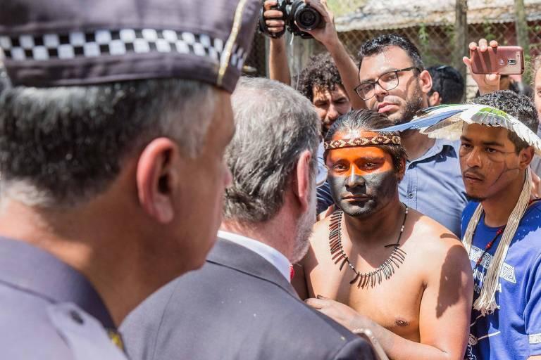 FOLHA DE SP: Liminar suspende portaria que limitava reserva indígena em SP