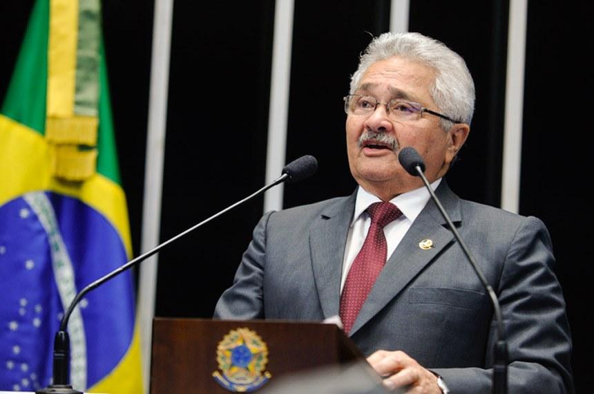SENADO: Elmano Férrer defende debate sobre transposição do Rio Tocantins para o São Francisco