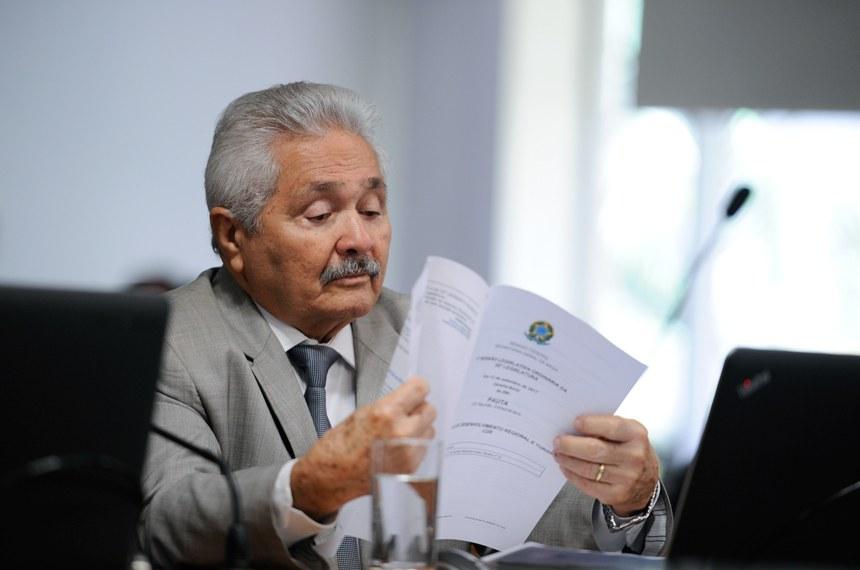 SENADO: CDR debaterá a transposição do rio Tocantins para o São Francisco