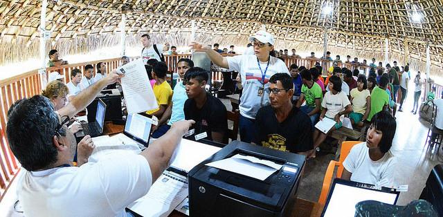 CNJ: Judiciário leva cidadania a índios isolados do Norte do Brasil
