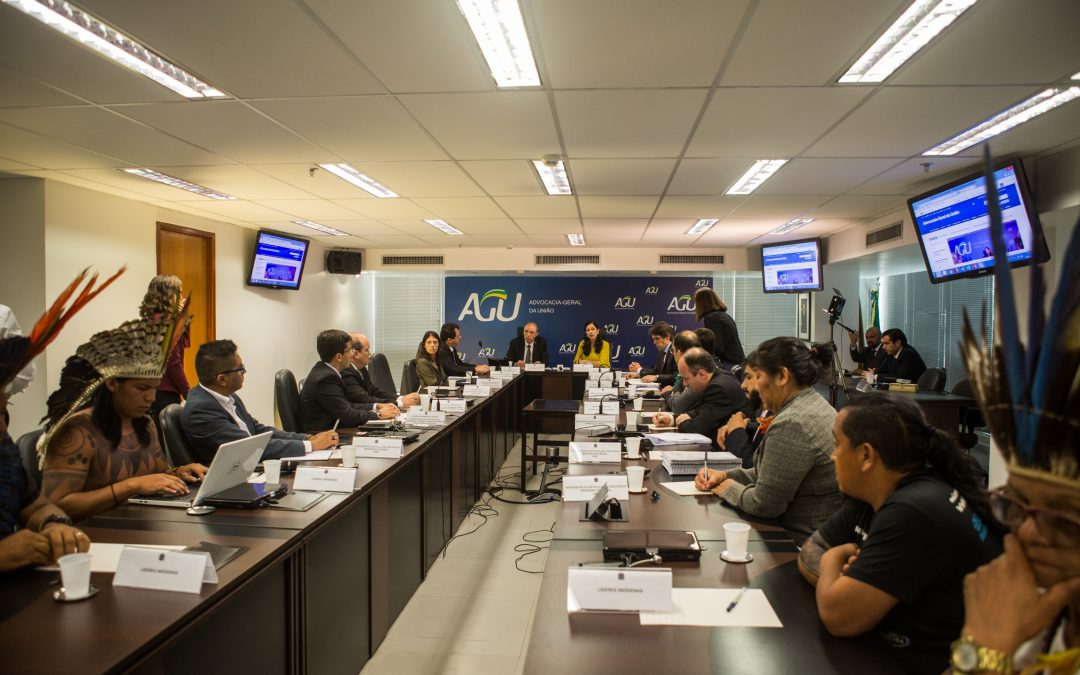 FUNAI: AGU instaura Grupo de Trabalho para orientações ao Parecer Normativo sobre demarcações de Terras Indígenas