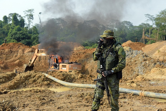 FUNAI: PF, Ibama, ICMBio e Forças Armadas se unem para coibir garimpo ilegal na TI Munduruku, no Pará