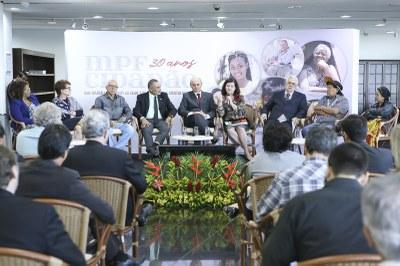 FUNAI: Membros, servidores e minorias celebram os 25 anos da Câmara de Populações Indígenas e Comunidades Tradicionais do MPF