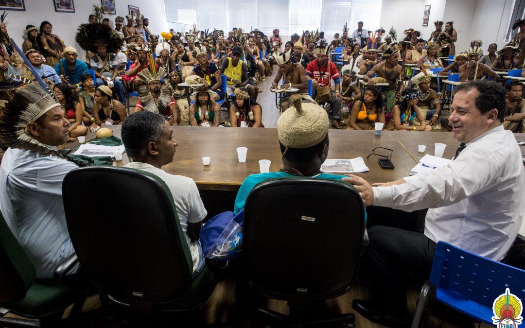 FUNAI: Semana de Mobilização Nacional Indígena traz povos de todo país à Funai