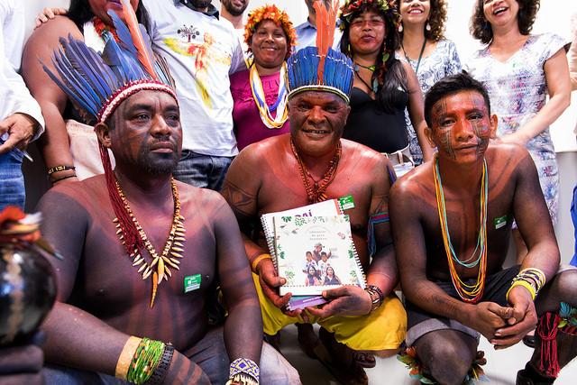 MMA: Indígenas apresentam plano ambiental