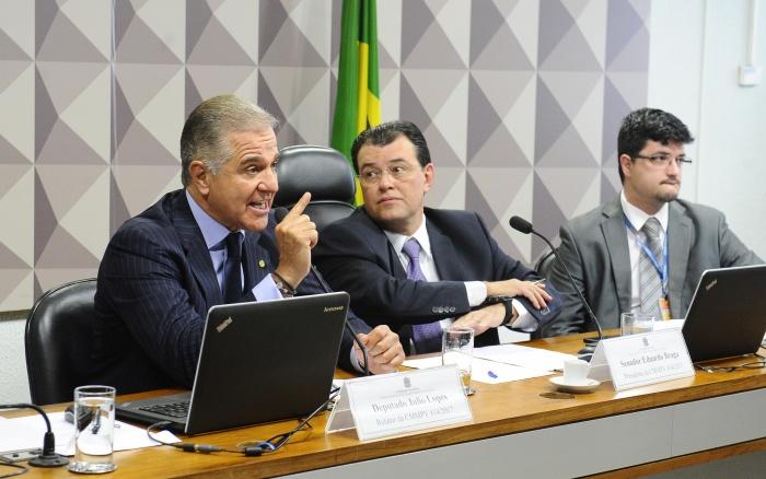 ISA: Comissão aprova 'jabutis' contra meio ambiente em MP do setor elétrico