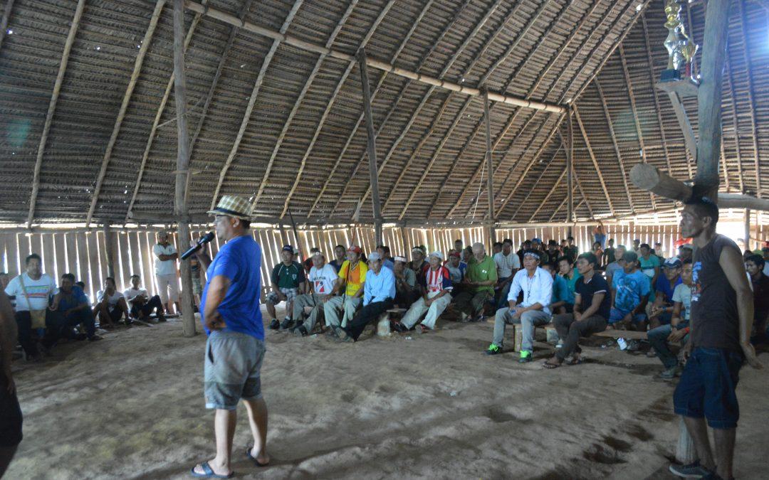 CIMI – Conselho Indigenista Missionário: Matsés exigem dos governos do Brasil e Peru paralisação da exploração de petróleo e respeito aos isolados