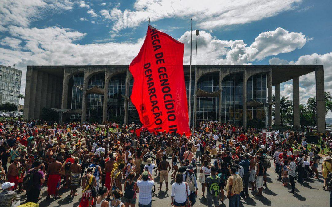 CIMI – Conselho Indigenista Missionário: Contra o genocídio e o Parecer 001 da AGU: os saldos do ATL 2018