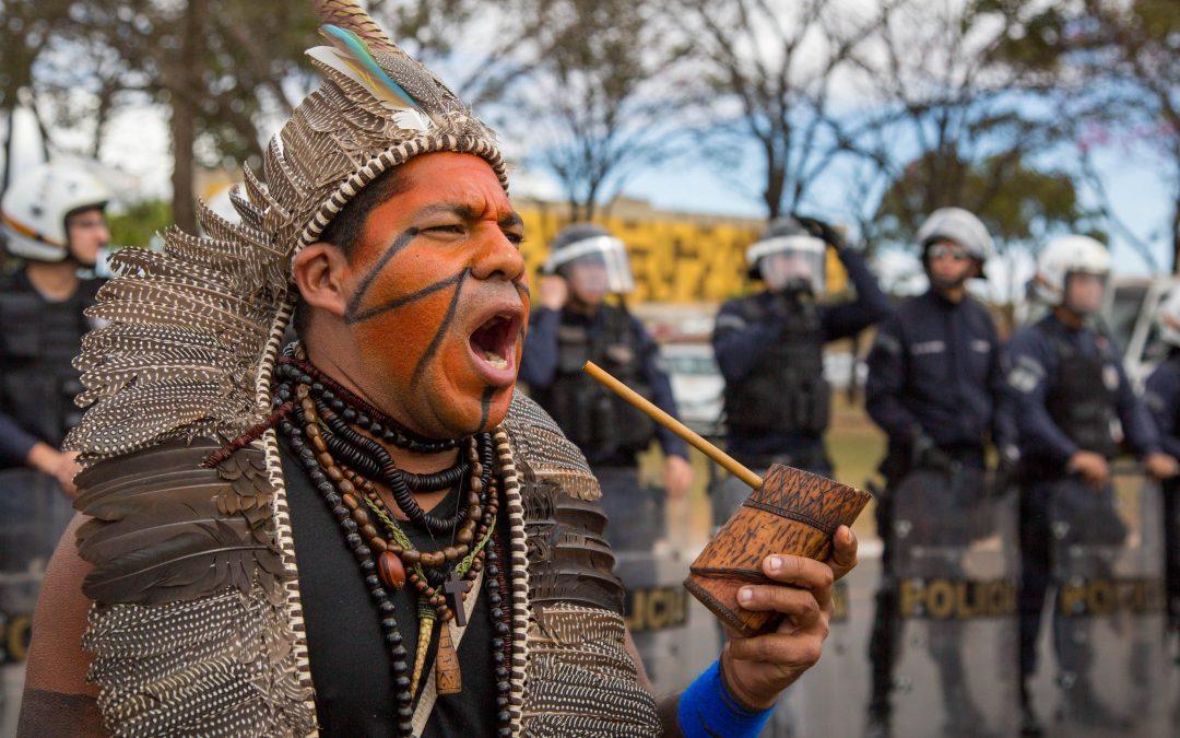 CIMI – Conselho Indigenista Missionário: Desmonte da política indigenista e militarização de abrigos para indígenas migrantes são denunciados na ONU