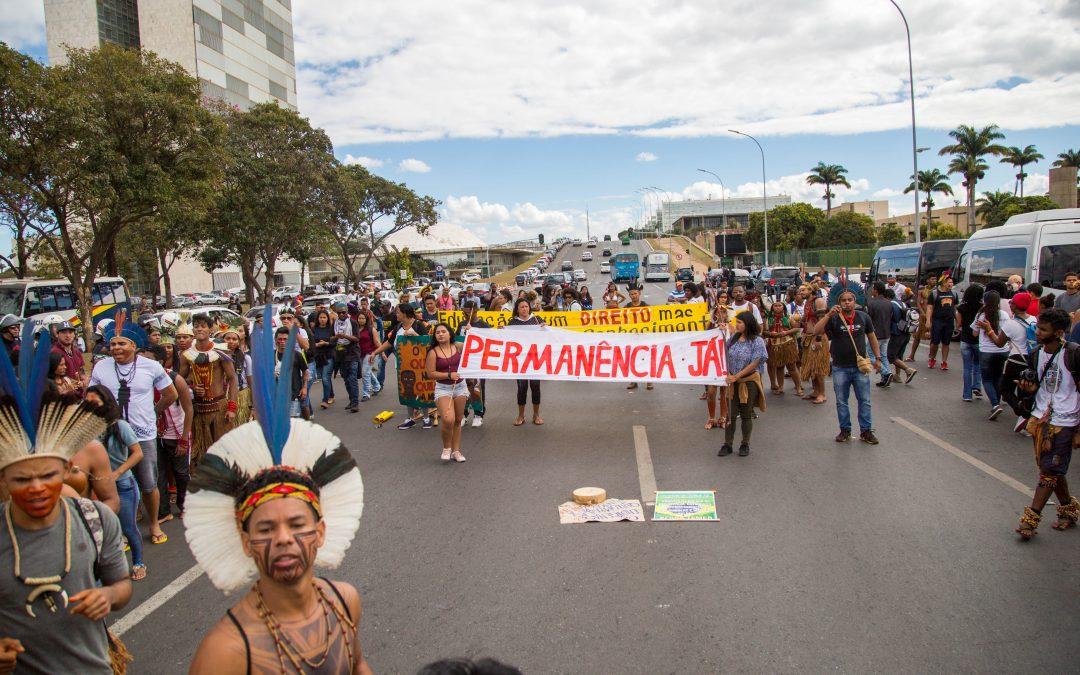 CIMI – Conselho Indigenista Missionário: Em nota, estudantes indígenas e quilombolas divulgam conquistas e garantem que luta continua