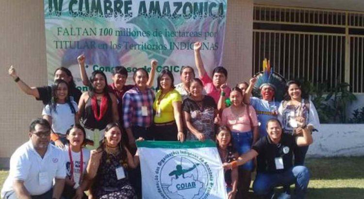 COMBATE RACISMO AMBIENTAL: Foirn fortalece aliança com movimento indígena nacional e internacional