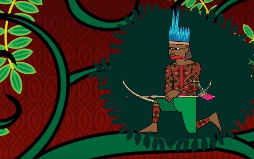 FUNAI: Animação inspirada nos indígenas Guajajara (MA) vence Prêmio Mercosul de Direitos Humanos