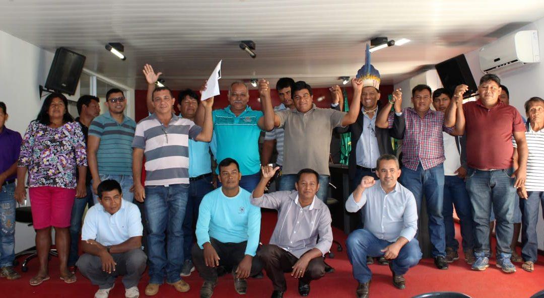 FUNAI: Nação Xerente avança na Câmara de Tocantínia