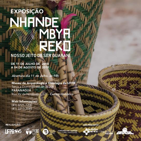 FUNAI: Aberta exposição sobre cotidiano das comunidades Guarani