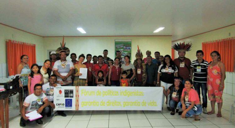 COMBATE: 30 anos da Constituição Federal: tempo de resistência indígena