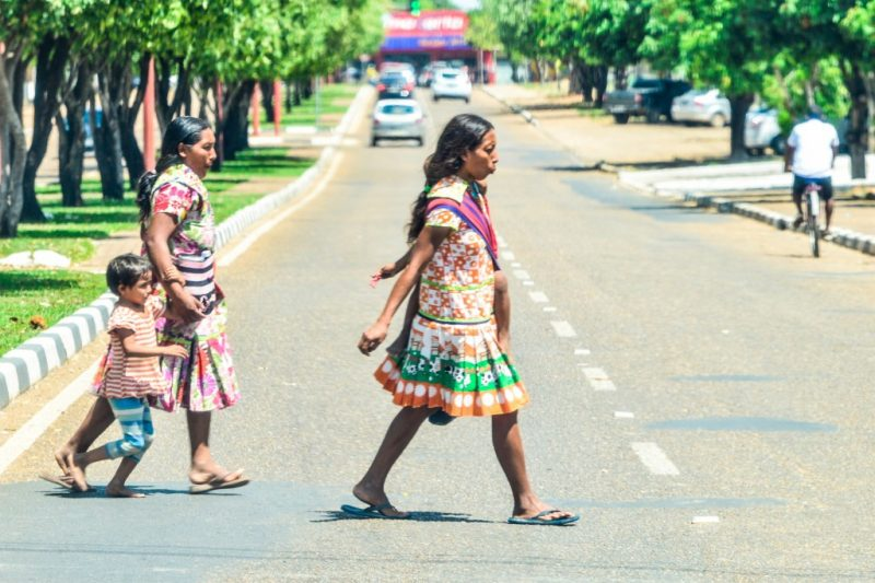 AMAZÔNIA: Imigrantes indígenas têm de vencer preconceito