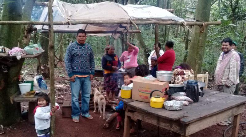 """CIMI: Justiça trata indígenas Guarani como """"invasores"""" ao conceder reintegração de posse para Itaipu Binacional"""