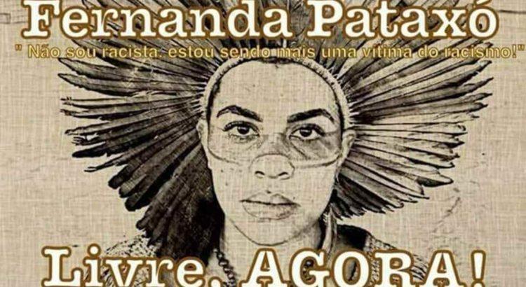 COMBATE RACISMO AMBIENTAL: Estudante Pataxó é presa no interior da Bahia por cantar trecho de rap