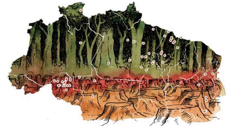 COMBATE RACISMO AMBIENTAL: Força-tarefa do MPF vai atuar no combate à macrocriminalidade na Amazônia