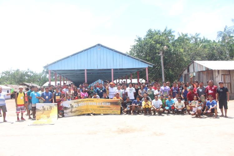FOIRN: Comunidades Indígenas do Médio e Baixo Rio Negro validam PGTA, denunciam ataques aos direitos e cobram a conclusão de demarcação das Terras Indígenas