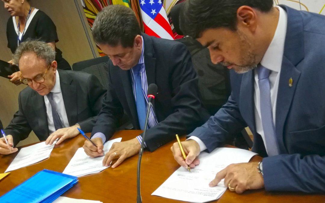 FUNAI: Funai assina Projeto de Cooperação Técnica para conservação dos recursos biológicos da Amazônia