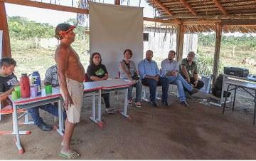 REDE BRASIL ATUAL: Em Rondônia, indígenas denunciam invasões e ameaças de morte