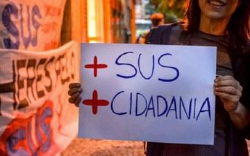 REDE BRASIL ATUAL: Associação de saúde coletiva faz defesa do SUS, da democracia e contra a 'barbárie'