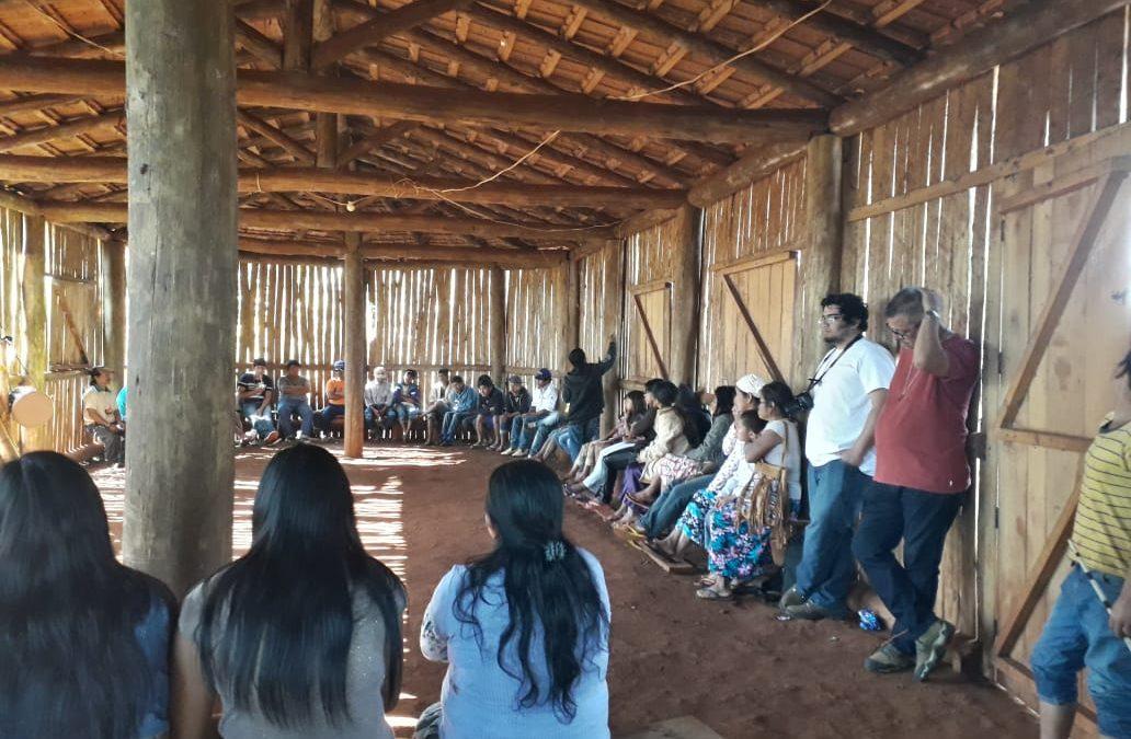 CIMI: Jovens Guarani no Paraná reivindicam devolução de terras e reparação de direitos violados por Itaipu Binacional