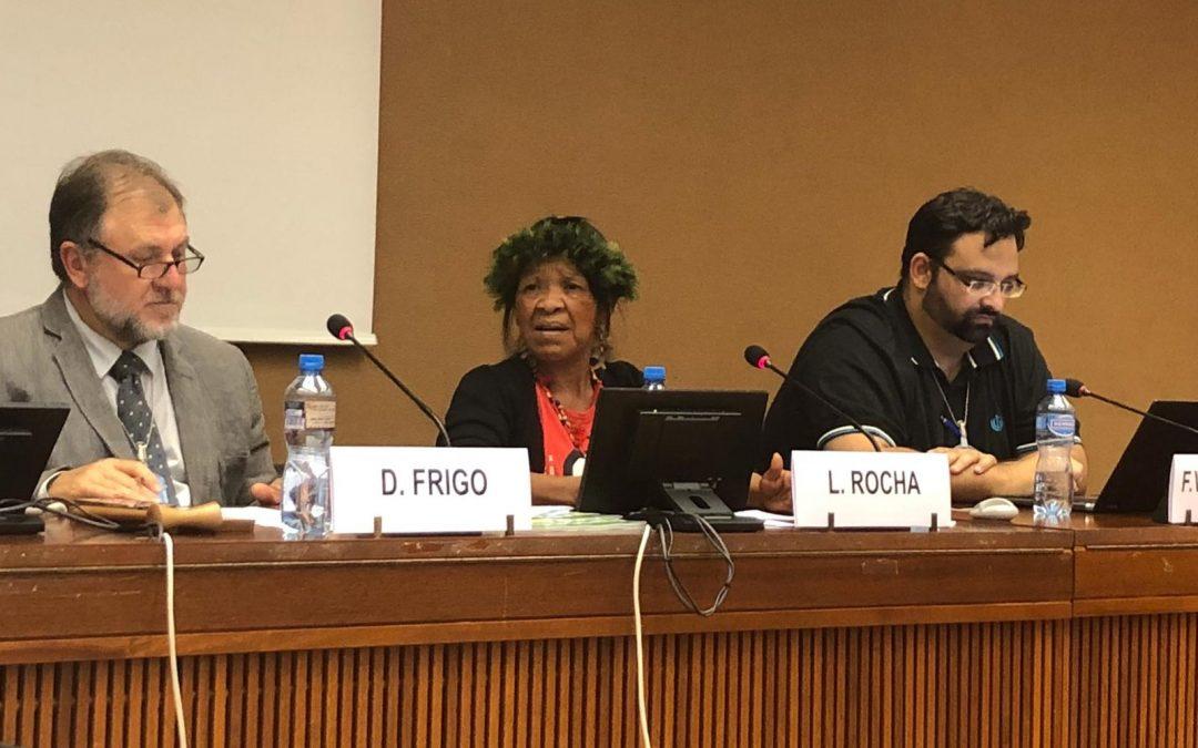 CIMI: Cimi alerta para risco de genocídio de povos indígenas em evento da ONU