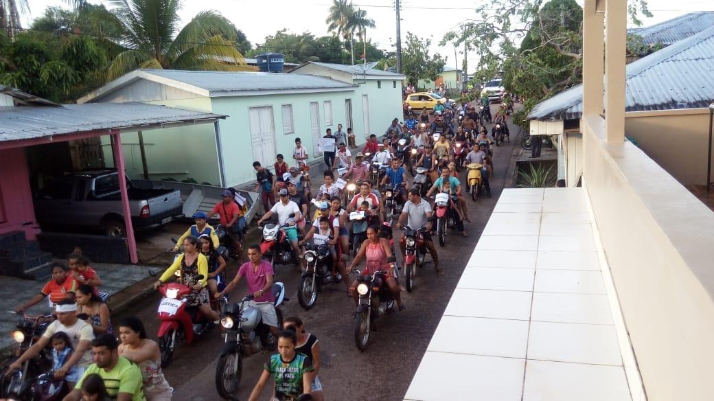 DE OLHO NOS RURALISTAS: População de Juruá (AM) ameaça indígenas e os impede de trabalhar e se locomover