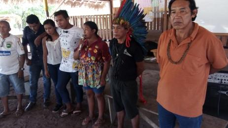COMIN: Carta do encontro de guerreiros e guerreiras em defesa dos povos e do rio Ji-Paraná/RO