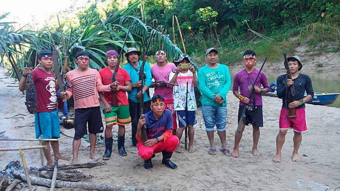 """CPI-ACRE: Nós e os brabos"""" – Ações de monitoramento e vigilância de povos indígenas em isolamento voluntário na Terra Indígena Kaxinawá do Rio Humaitá"""