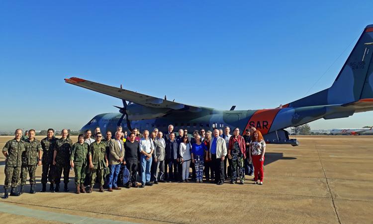 MINISTÉRIO DA DEFESA: Comitiva visita Profesp na Região Norte