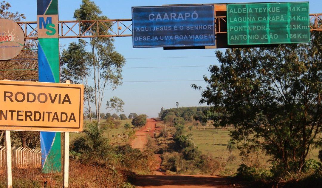 DE OLHO NOS RURALISTAS: Despejo em Caarapó: dono de fazenda em território Kaiowá se recusa a falar