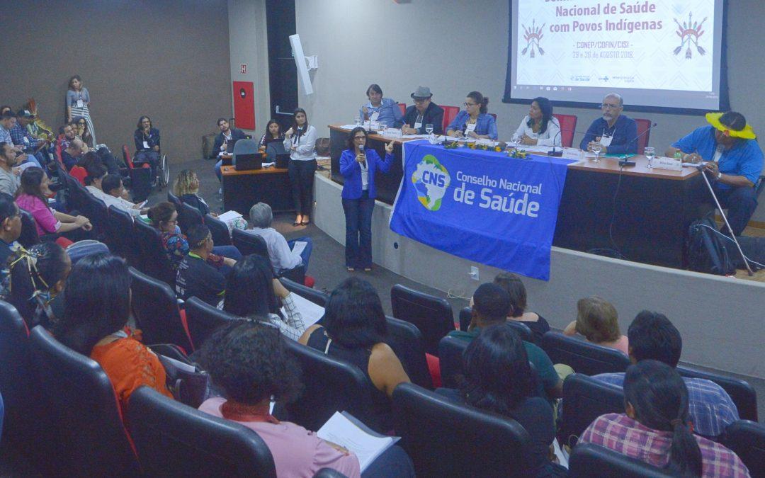FUNAI: Funai debate pesquisa científica em terras indígenas