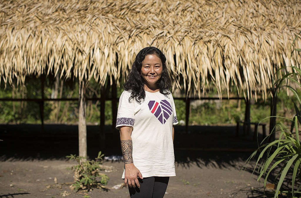 GREENPEACE: Seja um beija-flor na defesa da Amazônia