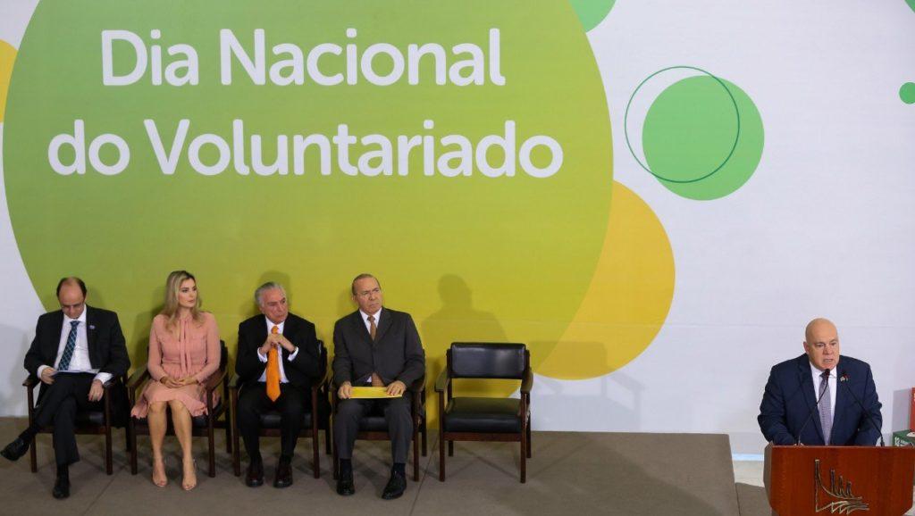 ONU: Governo federal e PNUD lançam plataforma e premiam líderes voluntários