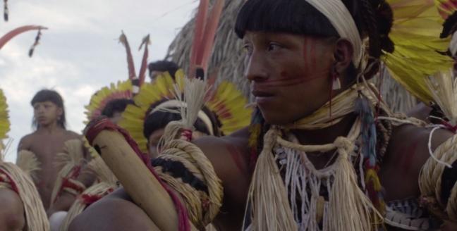 OPAN: Índio Presente: a série