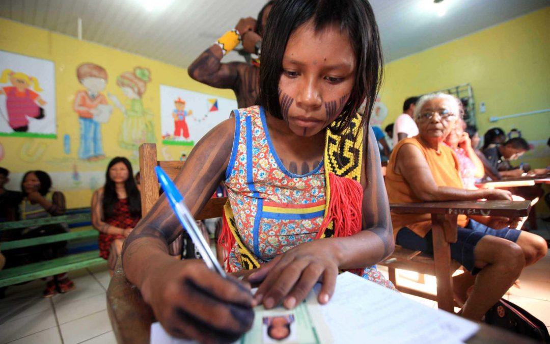 CÂMARA: Proposta inclui na LDB ensino indígena organizado por territórios étnico-educacionais