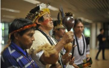 RBA: Guaranis Kaiowá lutam pela demarcação de terras em Mato Grosso do Sul