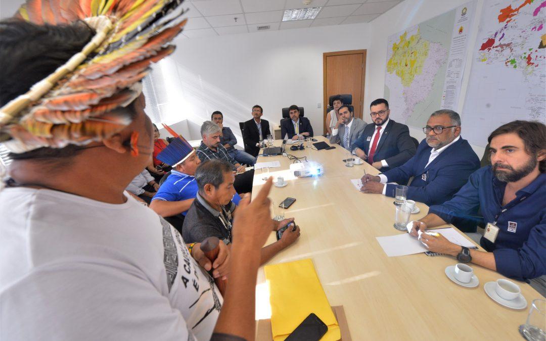 FUNAI: Na última semana de setembro, Funai recebe indígenas Myky, Tapirapé e Xavante