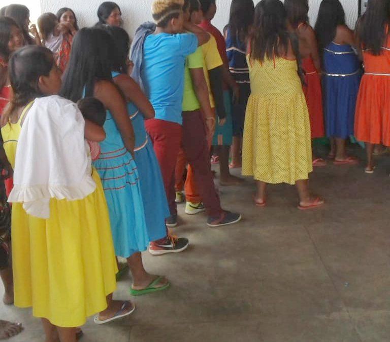 FUNAI: Aldeias indígenas se mobilizam para Eleições 2018