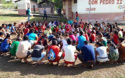SESAI: Diversidade étnica marca etapas locais da 6ª CNSI do DSEI Guatoc