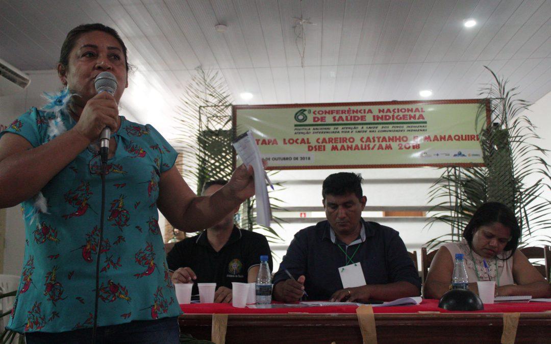 SESAI: DSEI Manaus realiza primeira etapa local da Conferência