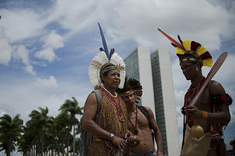 BRASIL DE FATO: Governo exclui indígenas de Comissão Nacional de Biodiversidade