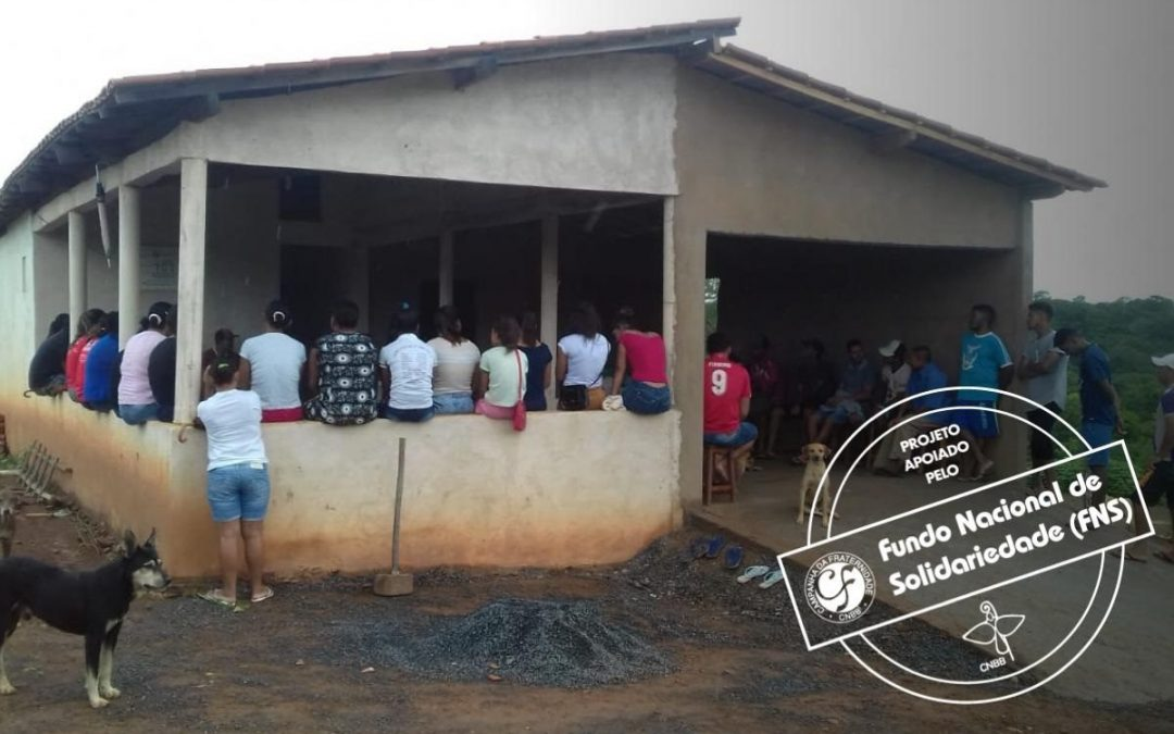 CNBB: Projeto apoiado com recursos da CF 2019 constrói Casa de Semente Crioula do povo Xakriabá